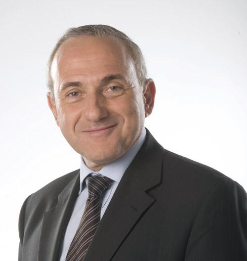 Christian Mardrus, vice-président senior de Nissan