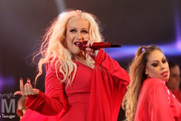 Clôture de Mawazine: Christina Aguilera «rocke» la scène de l'OLM Souissi