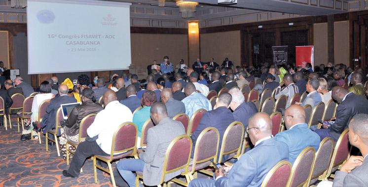 Congrès des voyagistes africains: Addou invite les opérateurs à plus  de mobilisation