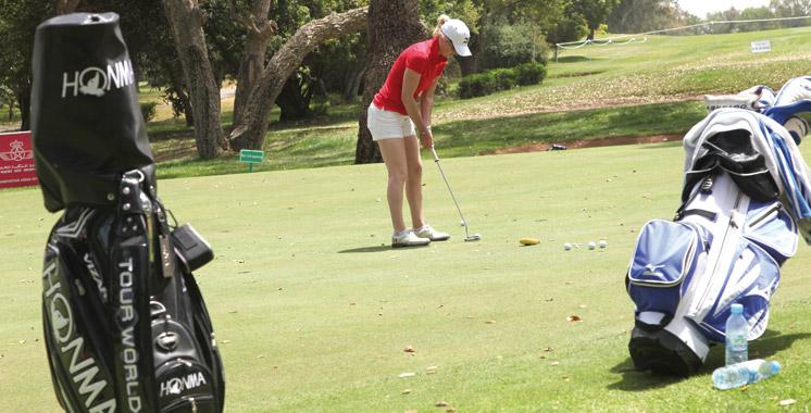 Coupe Lalla Meryem de golf: L'équipe de Florentyna Parker s'impose au concours Pro-Am