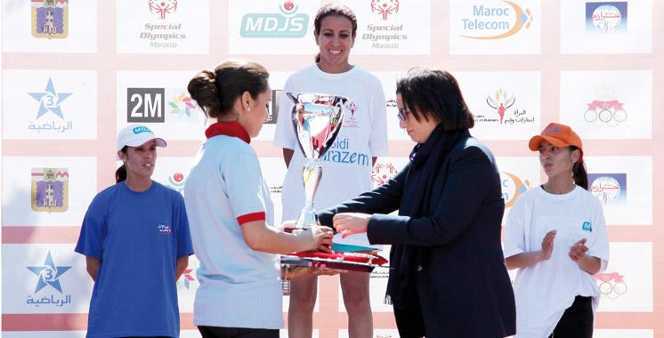 9ème édition de la Course féminine de la victoire: L'objectif des 30.000 participantes largement dépassé