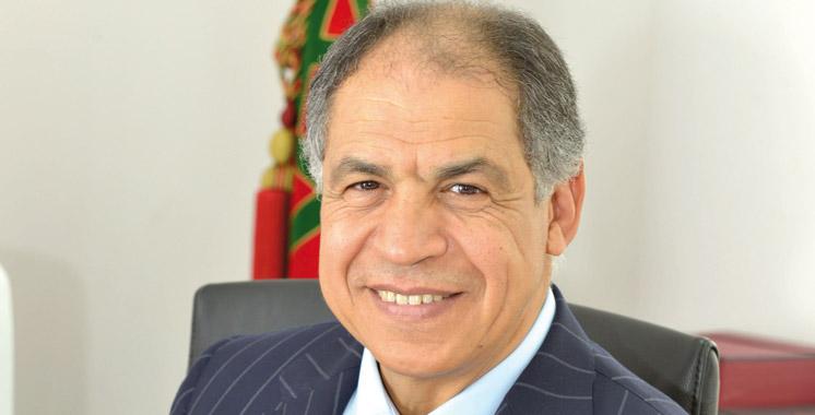 Comité exécutif du Conseil international d'action sociale : Driss Guerraoui réélu à l'unanimité pour un 3ème mandat