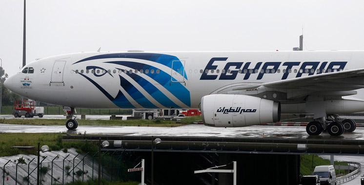 Crash d'un avion d'EgyptAir : Les premiers débris repêchés en mer