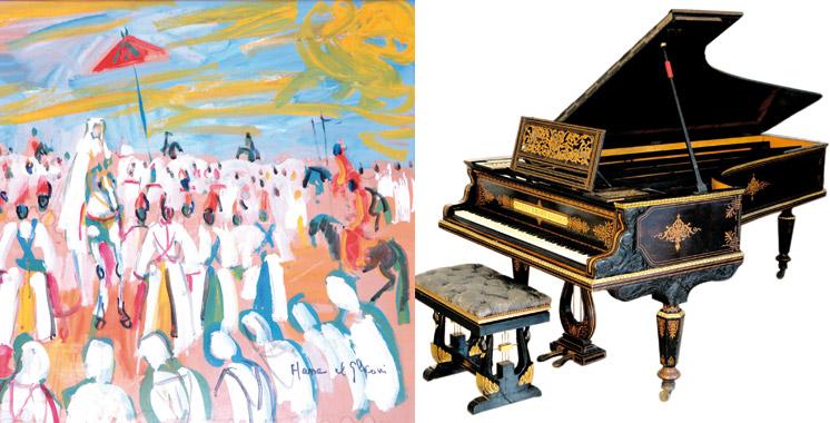 Vente aux enchères «Art as Lifestyle» à Casablanca: Près de 264 d'objets d'art  à découvrir
