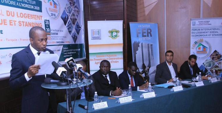 Le Maroc au 1er Forum international du logement à Abidjan