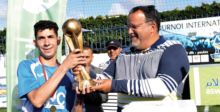 Copa Aswak : L'équipe de Maamoura remporte le tournoi