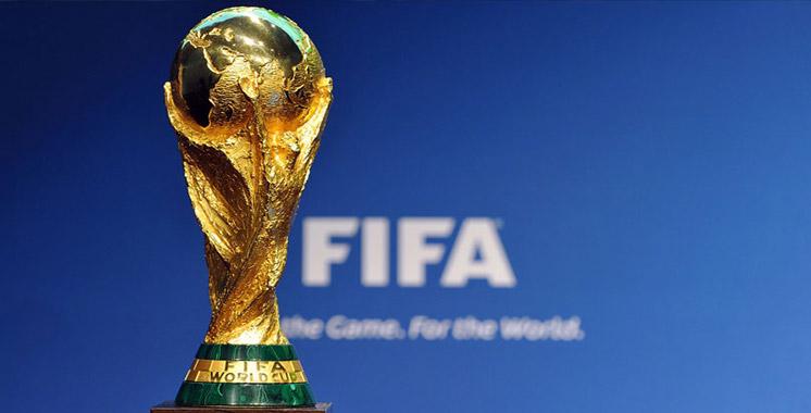 Le Maroc officiellement candidat à l'organisation de la Coupe du monde 2026 de football