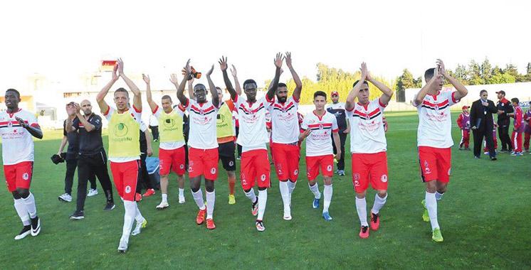 Championnat arabe des clubs champions : le FUS défiera l'Espérance de Tunis en demi