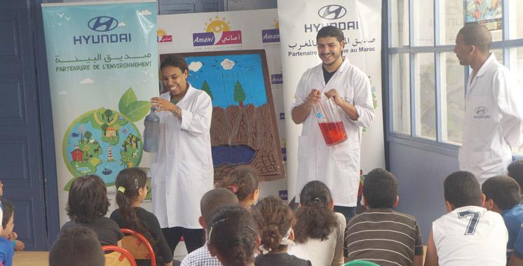 Education civique : Hyundai Maroc toujours aussi mobilisé