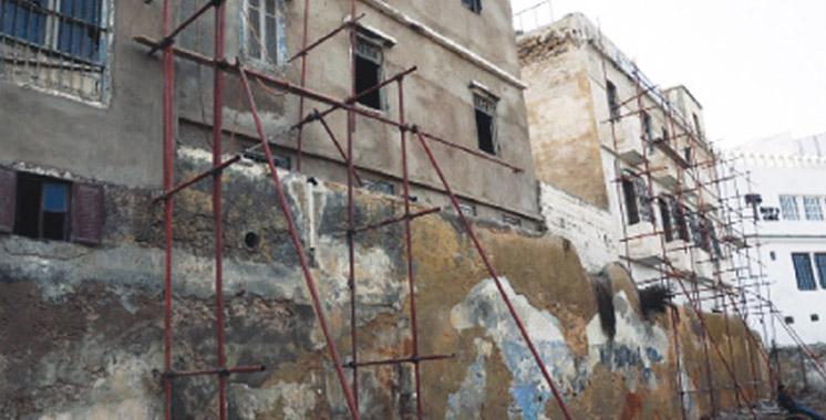 Habitat menaçant ruine : 1400 appartements en vue