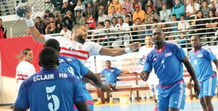 Championnat d'Afrique des clubs vainqueurs de coupe de handball: Le Zamalek s'adjuge le titre