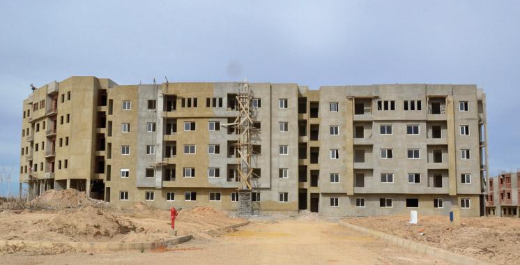 800.000 unités de logement créées d'ici 2021