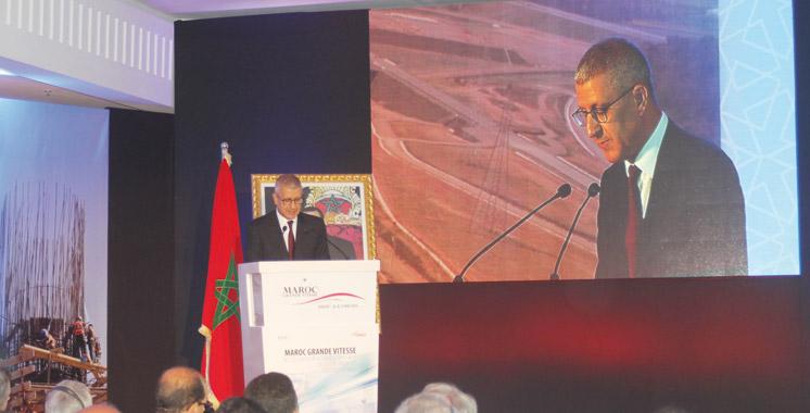 Avec un taux d'avancement global de 78%: La LGV Casa-Tanger sur de bons rails