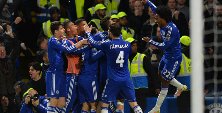 Football : Le petit poucet de Leicester champion d'Angleterre…