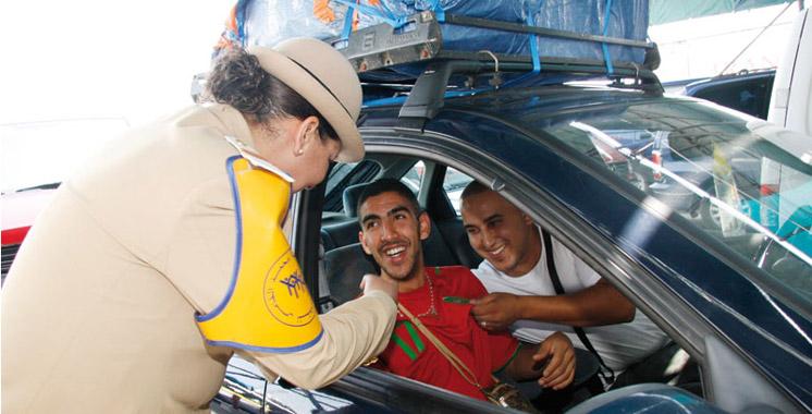 L'opération Marhaba a débuté lundi : Près de 3 millions de passagers attendus