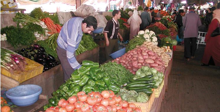 Hausse de 0,5% de l'indice des prix à la consommation: Flambée des prix à Kénitra, Oujda, Casablanca, Fès…