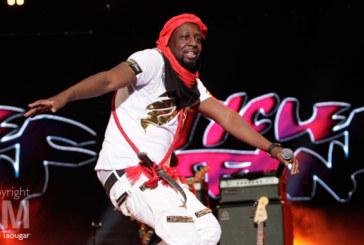 Wyclef Jean sur la scène principale de Mawazine