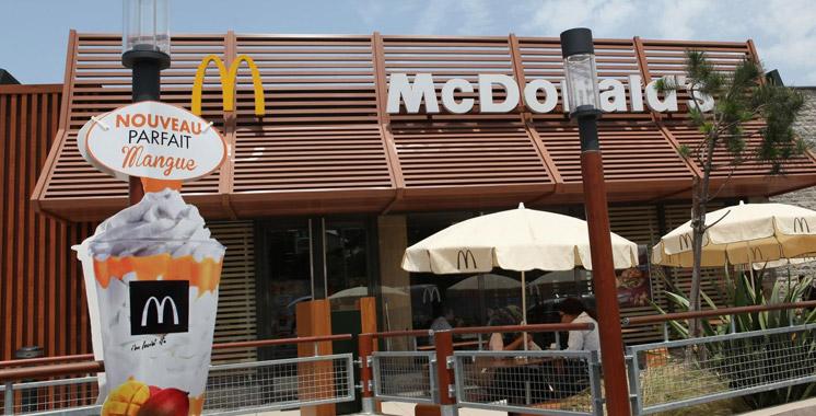 McDonald's Maroc :  L'abattoir des produits poulet certifié halal