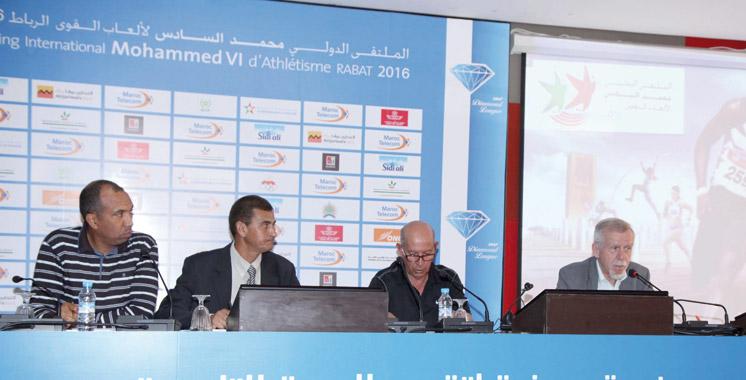 Meeting international Mohammed VI Rabat-2016: Les athlètes marocains inspirent la confiance