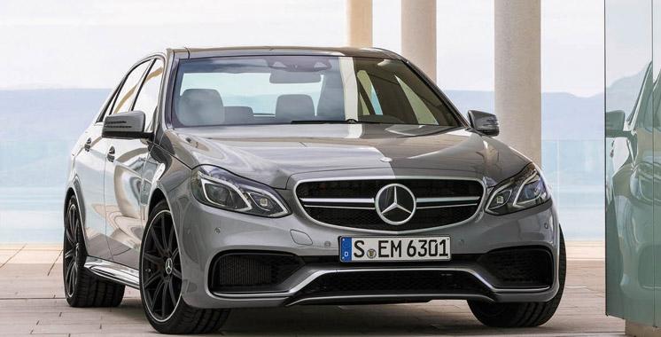 Mercedes-Benz E: La baby Classe S !