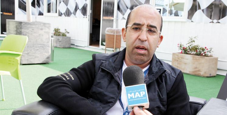 Mohamed Zahid: «Le sport automobile est en train de muer radicalement»
