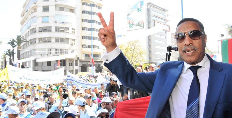 Vote-sanction: L'UMT mobilise sa jeunesse