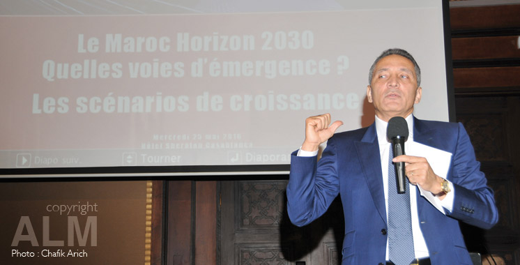 Croissance: Maroc 2030 vu par les économistes,  les opérateurs et Moulay Hafid Elalamy…
