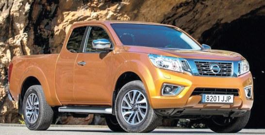 Nouveau Nissan Navara: Le travail c'est bien, les loisirs c'est mieux !
