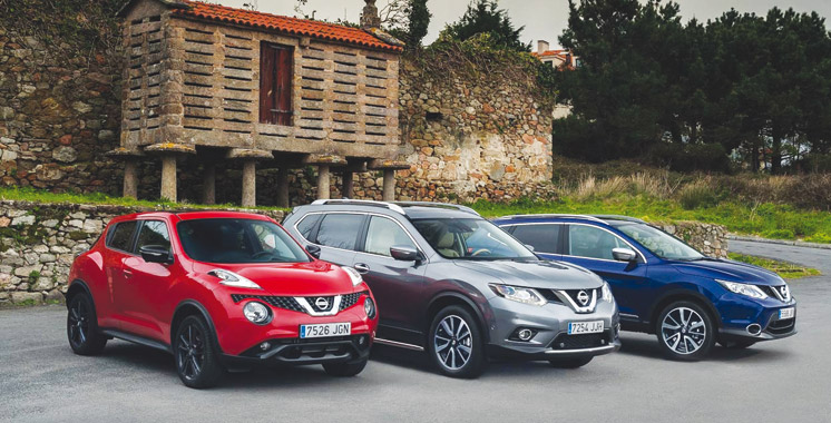 Nissan-les-crossovers