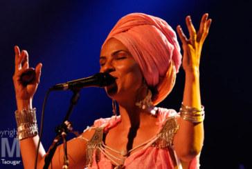 Musique : Oum entame sa tournée marocaine à Casablanca
