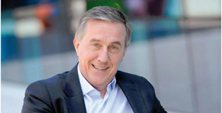 Patrick Bertrand: «Le digital est comme un tsunami,  il est de plus en plus partout»