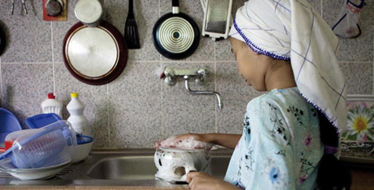 Travail des mineures: Les premières domestiques sont déjà «affranchies» !