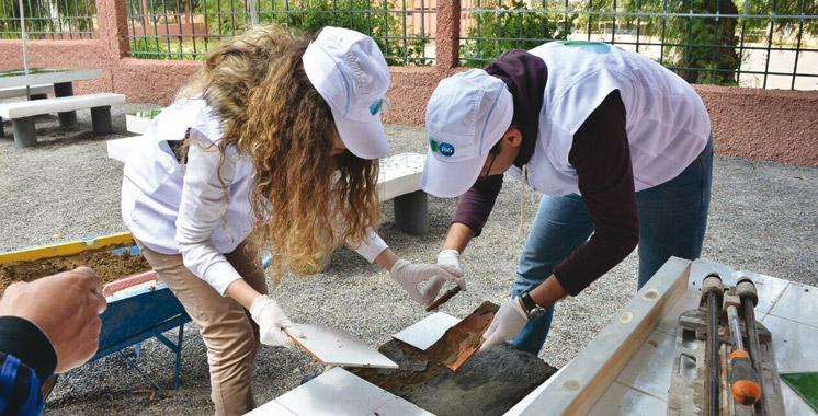 Programme de la promotion de la santé reproductive: Procter & Gamble rénove l'internat du lycée Baja