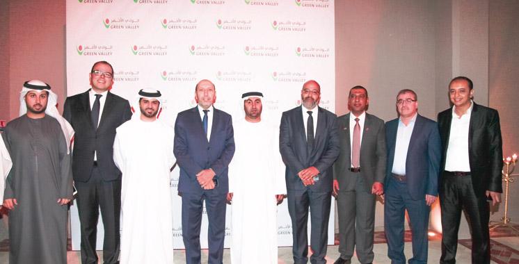 Les Emirats investissent dans la ville ocre: Green Valey s'installe  à Marrakech