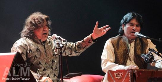 Qawwali Flamenco : Melting pot culturel à Mawazine