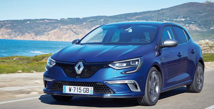 Renault Mégane: Le 4ème opus est là !