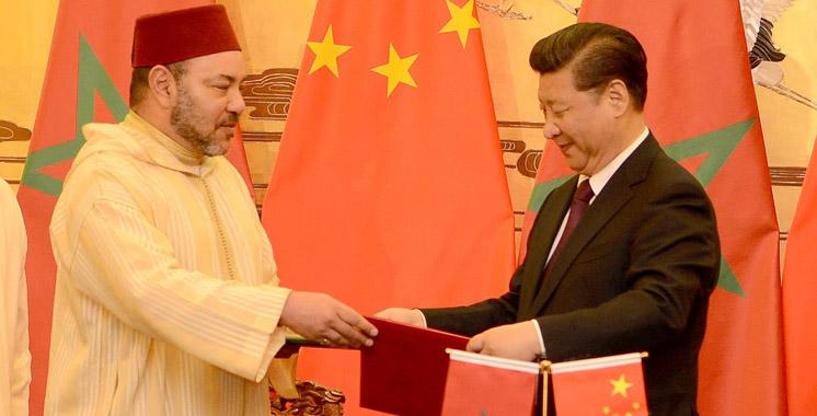 Pékin: Le Maroc et la Chine signent pour un partenariat stratégique