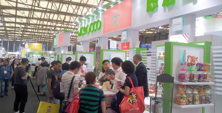 Salon international de l alimentation sial china une - Salon international de l agroalimentaire ...