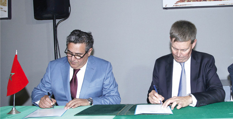 La coopérative Inbiaat signe une charte d'adhésion à Hlib Bladi