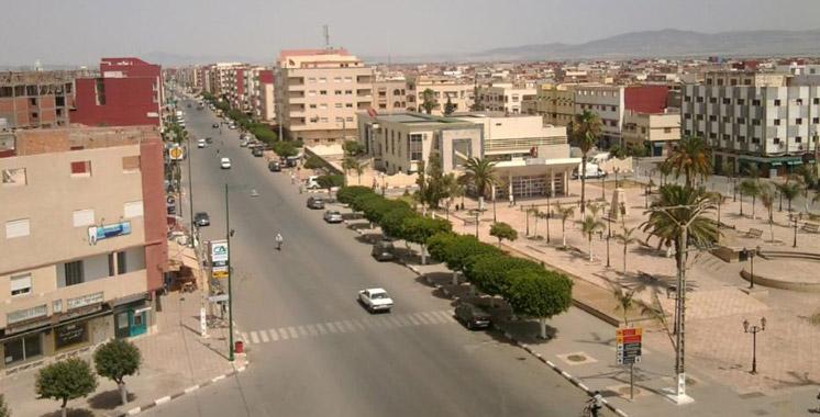 La ville de Sidi Slimane déclarée 56ème ville sans bidonvilles