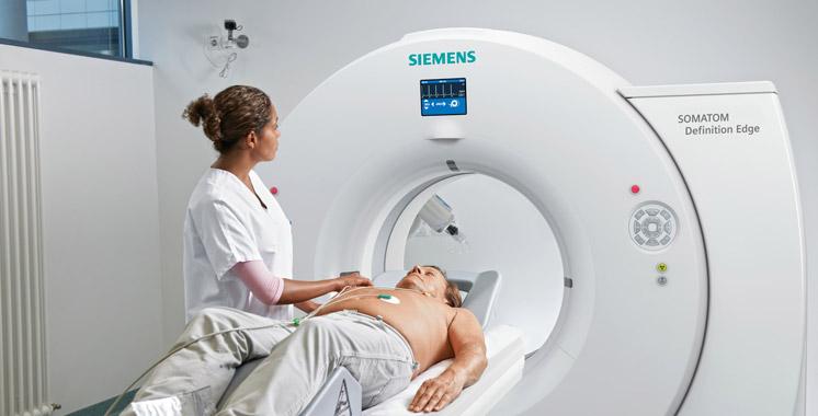 Siemens Healthcare baptisé  Siemens Healthineers