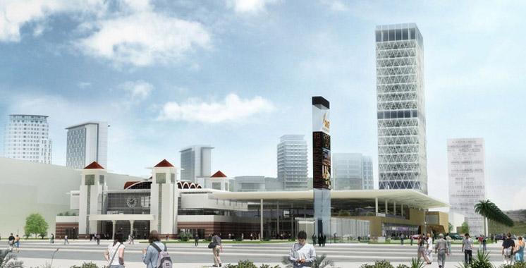 TGV: La préparation du bâtiment voyageur de Tanger Ville démarre mercredi