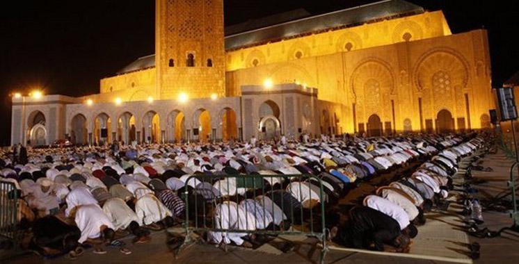 Le ministère des Habous entretiendra et équipera les mosquées du Royaume pour Ramadan