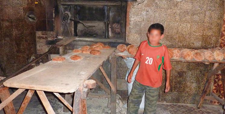 Travail des enfants : Nouvel appel lancé à la majorité