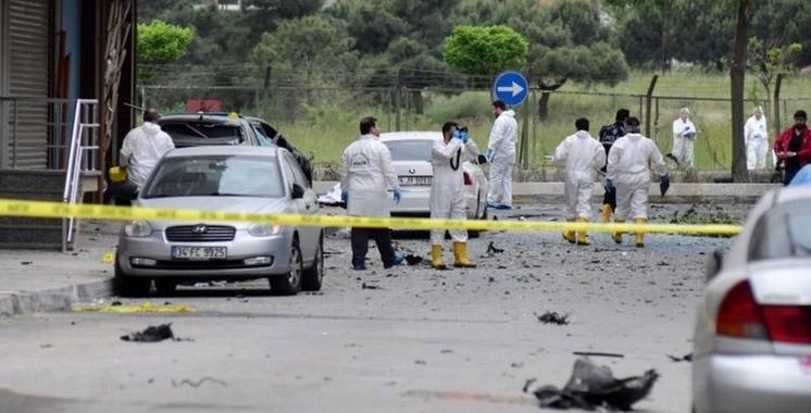 Turquie : quatre tués et 22 blessés dans une explosion dans le sud-est