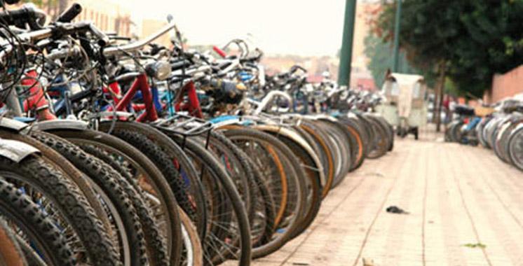 Inzegane : Arrestation de trois malfrats spécialisés dans le vol des bicyclettes et vélomoteurs