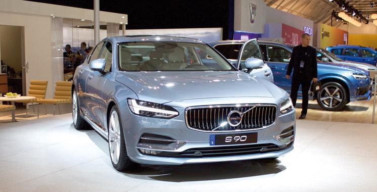 Volvo Cars affiche une croissance de 9,3% en juillet