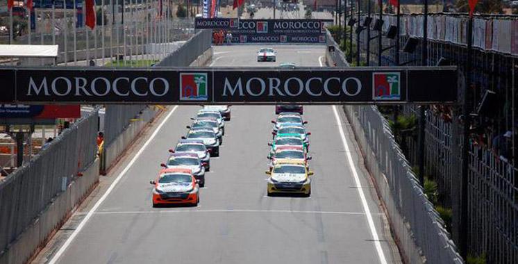 Sport automobile  : Le WTCC Race of Morocco ce week-end à Marrakech