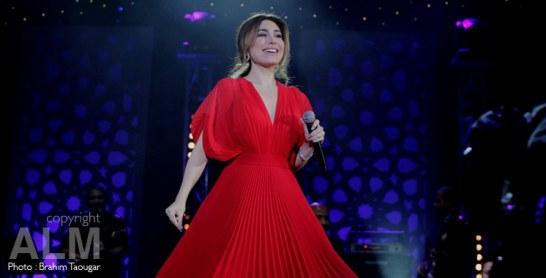 Yara : une autre libanaise à Mawazine