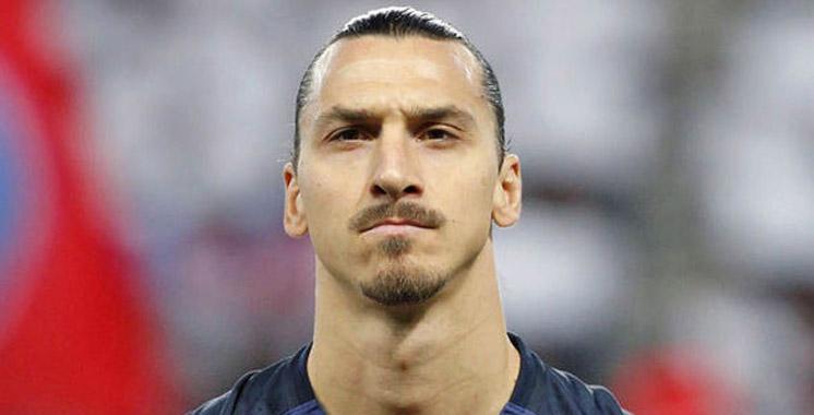 Zlatan Ibrahimovic : «je suis arrivé comme un roi, je pars comme une légende»